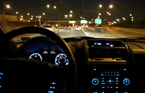 Drive at night cape town
