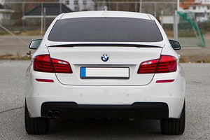 Boot spoiler on BMW F10