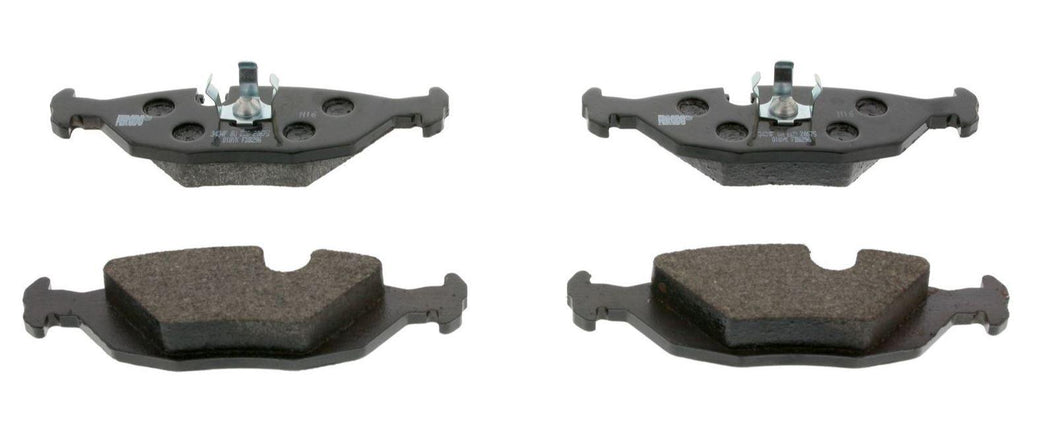 Brake Pads BMW E30 Rear FDB296