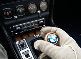 Gear Change BMW