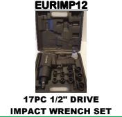 Impact Wrench Set Half Inch - Cape Town Auto Spares