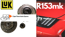 Load image into Gallery viewer, Clutch Kit R153mk - Cape Town Auto Spares