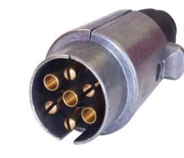 Trailer Plug - 7 Pin Plug Male