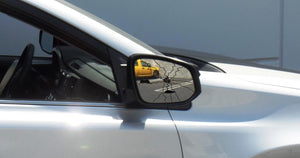 Door Mirror Cracked