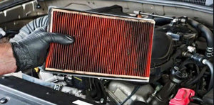 Air Filter VW Polo