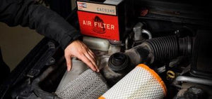 Fit Your Ford Air Filter At Cape Spares