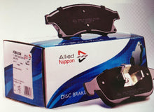 Load image into Gallery viewer, Allied Nippon Brake pads