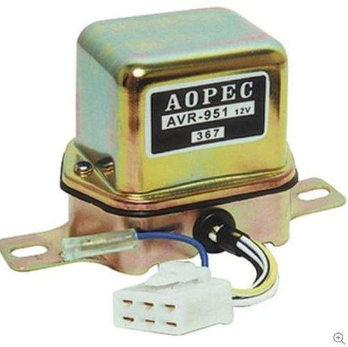 Voltage Regulator - AVR951