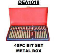 Load image into Gallery viewer, Bit Set 40Pc In a Metal Box - Cape Town Auto Spares
