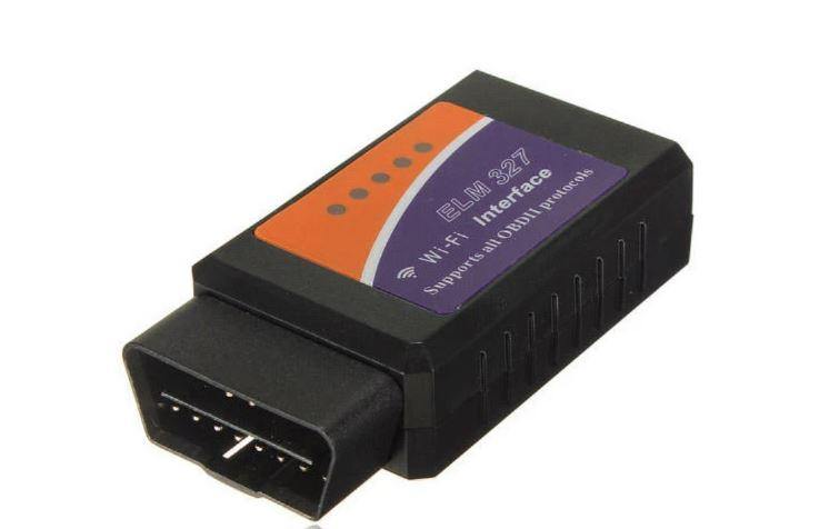 Car Diagnostic Scanner OBDII Adapter
