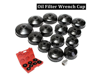 Oil Filter Wrench set 27Pc