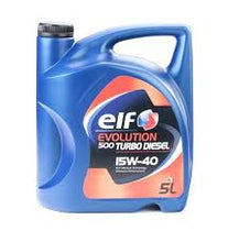 Load image into Gallery viewer, ELF Engine Oil 5L 15W40 SL/CF PERFORMANCE - Cape Town Auto Spares