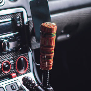 Gear Knob in Car