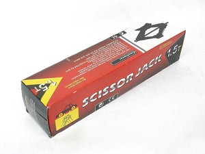 Space Saving Spare Wheel jack scissor