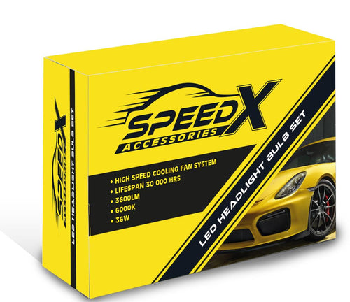 SPEED X  LED KIT Bulb Eurolamp