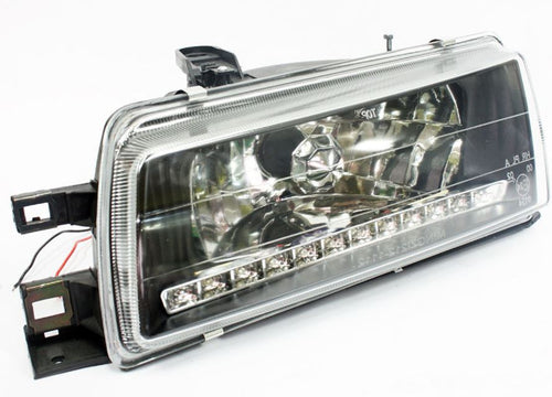 Smoke Headlights For Toyota Twin Cam (pair)