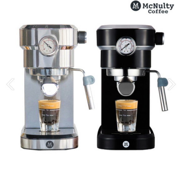 [MCNULTY] Espresso Coffee Machine