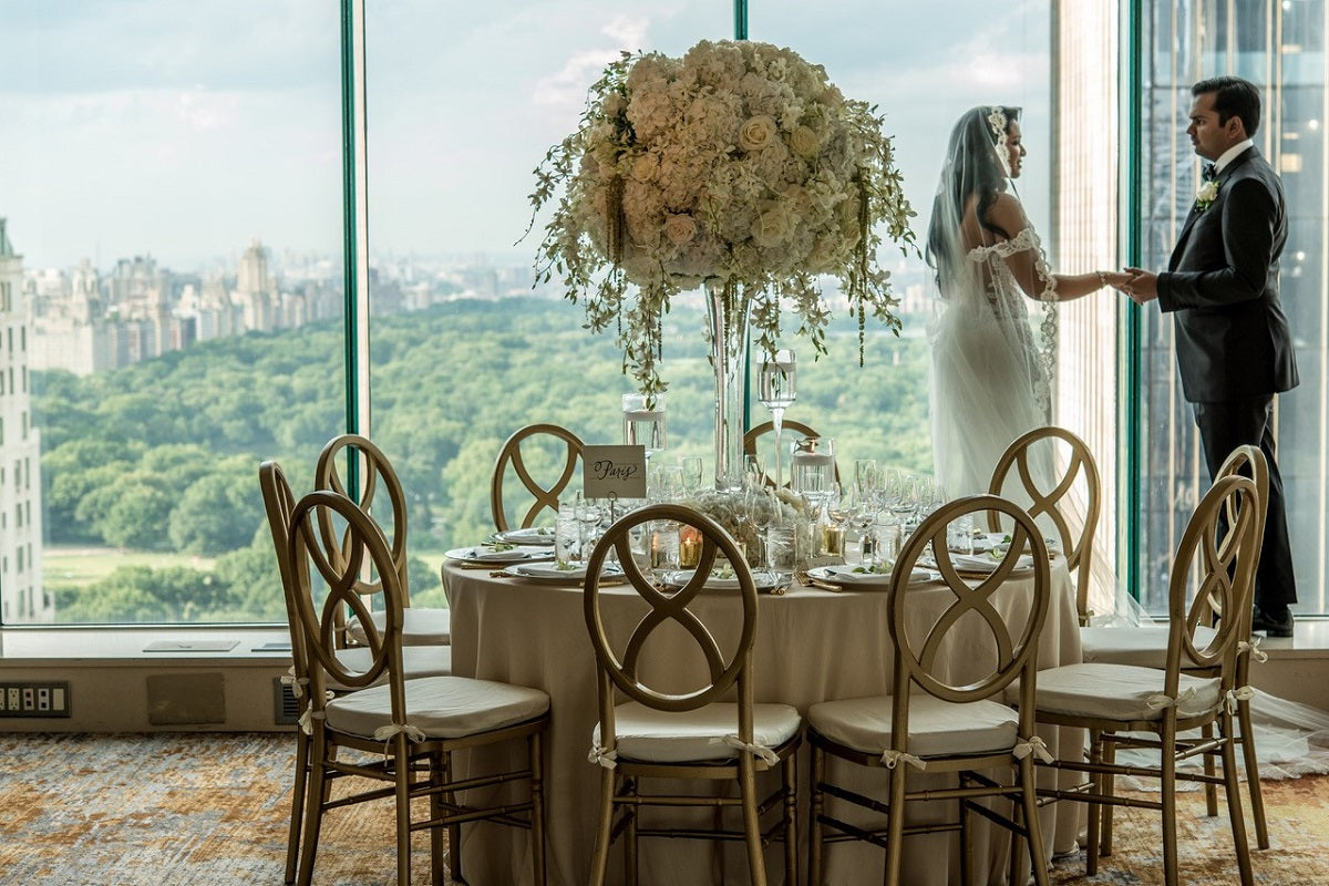 New York Fairytale Event Floral Design
