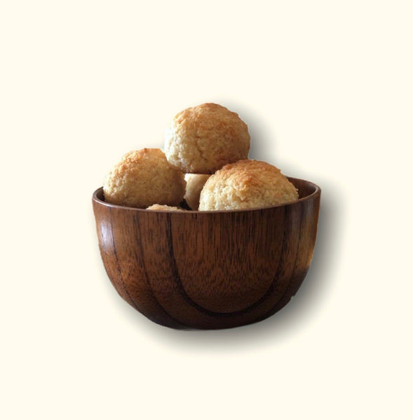 Baked coconuts