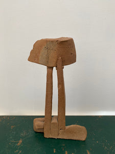 Abstract Ceramic Sculpture by William Parry