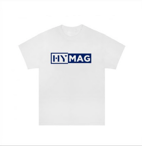 HYMAG Logo Limited Edition T-Shirt + Newsletter