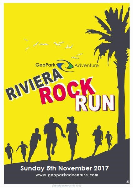 Riviera Rock Run for The Water Safety Charity- Above Water