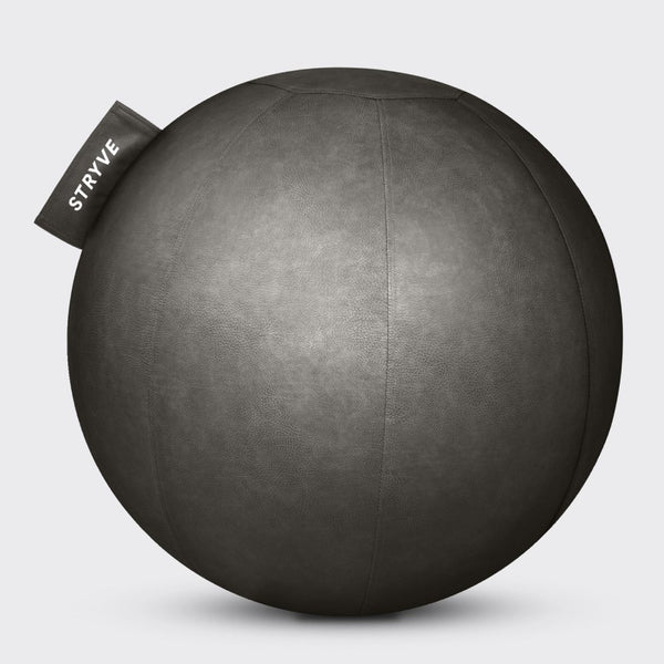 Active Ball - Mock Leather | Stone Grey 65cm | Stryve