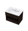 Cashmere Slim Open Wall Hung Vanity