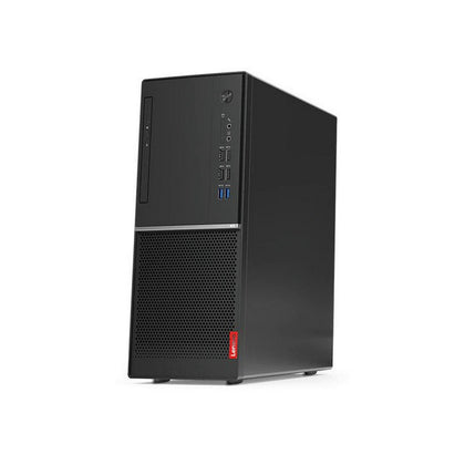 Lenovo V530 Tower Desktop , Intel Core i7 i7-8700 12 MB Cache 3.2 GHz upto 4.6 GHz, 8GB RAM, Intel HD630 GPU, 1TB HDD, Windows 10 Pro, Black