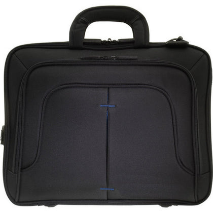 ECO Style Tech Pro Top Load Checkpoint Friendly Case (Black/Blue)