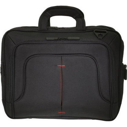 ECO Style Tech Pro Top Load Checkpoint Friendly Case (Black/red)