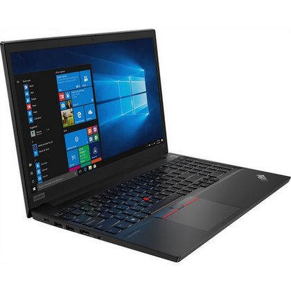 Lenovo Thinkpad E15 Business Laptop 15.6'' FHD , Intel Core i7 i7-10510U 1.8GHz 8M Cache up to 4.9GHz, 8GB RAM, Radeon RX640 2GB GPU, 1TB HDD, Windows 10 Pro, Black