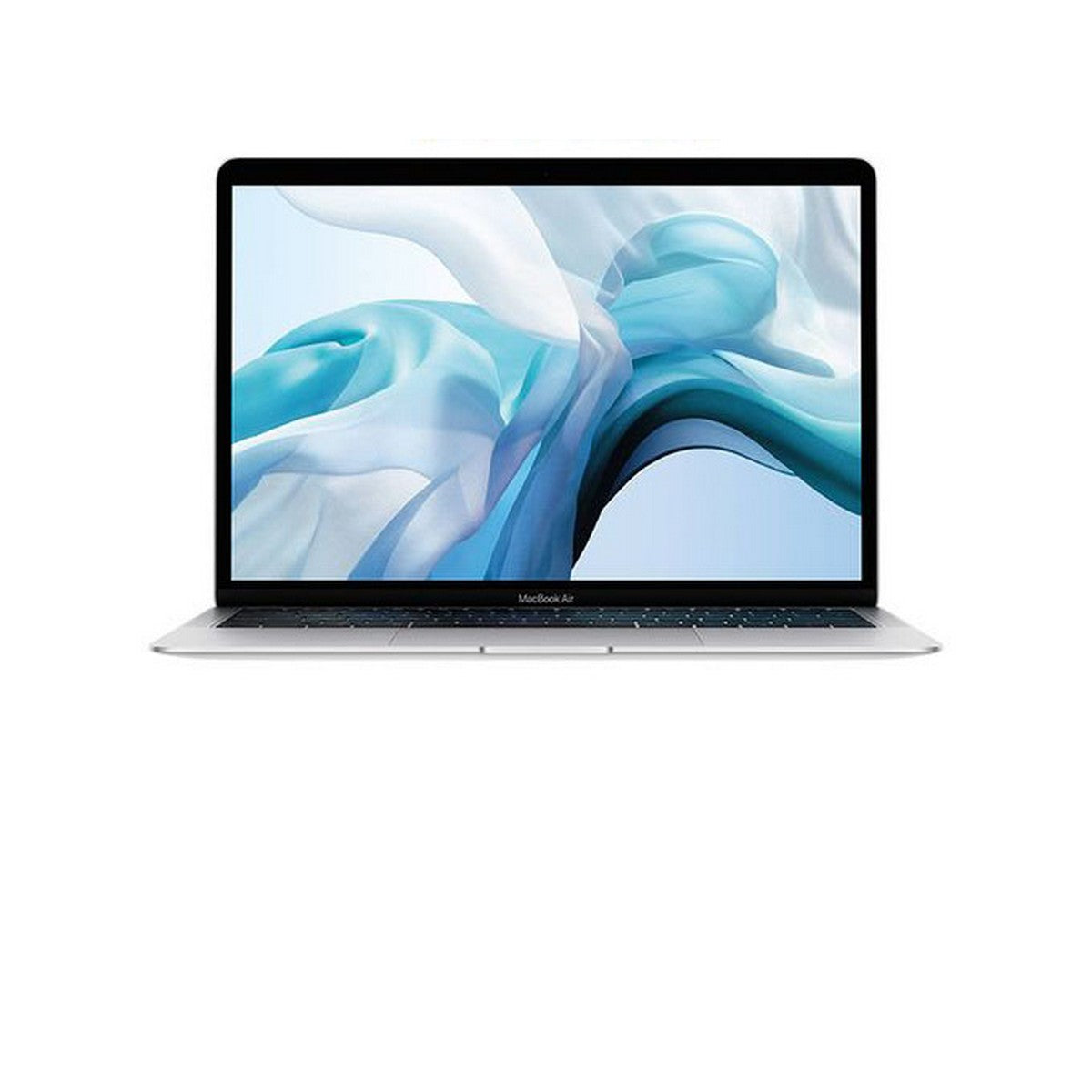 Apple MacBook Air 13 Laptop (Late 2018) 13.3'' QHD IPS , Intel Core i5 1.6GHz up to 3.6GHz with 4MB cache, 8GB RAM, Intel UHD617 GPU, 128GB SSD, Touch ID, Model:MREA2LL/A, MacOS, English Keyboard, Silver