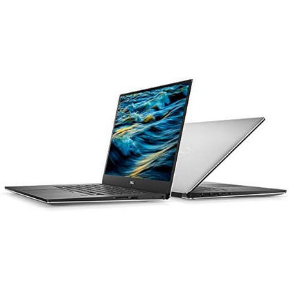 Dell XPS 15-9570 Laptop 15.6'' FHD , Intel Core i5 i5-8300H 2.30GHz 8M Cache up to 4.0GHz, 16GB RAM, Intel HD630 GPU, 1TB SSD, Windows 10, English Keyboard, Silver
