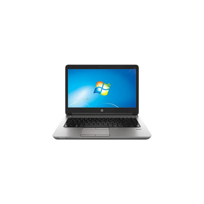 Used HP 645 G1 Laptop 14'' HD, Amd A-Series A6-4400M, 4GB RAM, Radeon R6 1GB GPU, 500GB HDD, English Keyboard