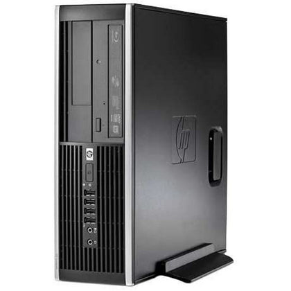 Used HP Compaq Pro 6300 Desktop, Intel Core i3 i3-3220, 4GB RAM, 500GB HDD