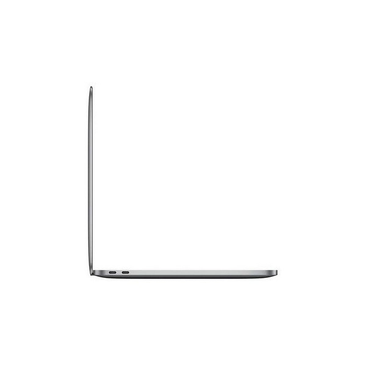 Apple MacBook Pro 13 With Touch Bar Laptop (Mid 2019) 13.3'' Retina display , Intel Core i7 1.7GHz Up To 4.5GHz, 8GB RAM, Intel Iris P645 GPU, 256GB SSD, Touch ID, Model:Z0W40LL/A, MacOS, English Keyboard, Space Grey