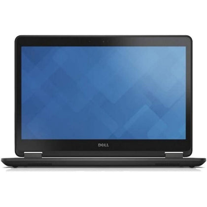 Used Dell Latitude E7250 Laptop 12.5'' HD, Intel Core i5 i5-5300U, 8GB RAM, Intel 5500 GPU, 128GB SSD, English Keyboard