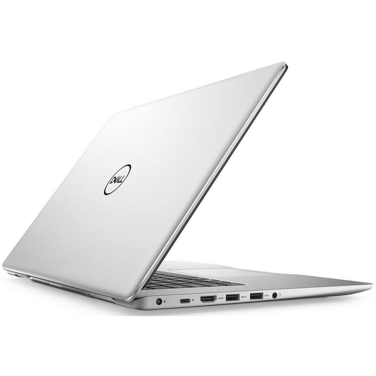 Dell Inspiron 15-7570 Laptop 15.6'' FHD , Intel Core i7 i7-8550U 1.80GHz 8M Cache, up to 4.0GHz, 16GB RAM, GeForce MX130 4GB GPU, 1TB HDD, Touchscreen, Windows 10, English Keyboard, Silver