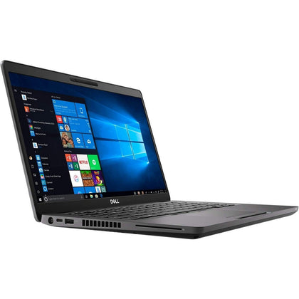 Dell Latitude 5400 Laptop 14'' HD , Intel Core i7 i7-8665U 1.90GHz 8M Cache up to 4.80GHz, 8GB RAM, Radeon 540X 2GB GPU, 1TB HDD, Windows 10 Pro, Black