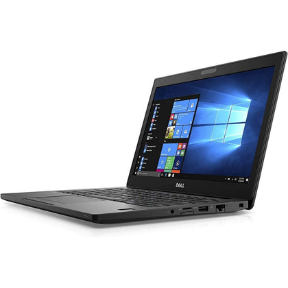 Used Dell Latitude 7280 Laptop 12.5'' HD, Intel Core i7 i7-6600U, 8GB RAM, Intel 520 GPU, 256GB SSD, English Keyboard