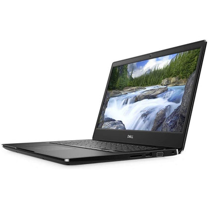 Dell Latitude 3400 Laptop 14'' HD , Intel Core i5 i5-8265U 1.60GHz 6M Cache up to 4.60GHz, 4GB RAM, Intel UHD620 GPU, 1TB HDD, Black