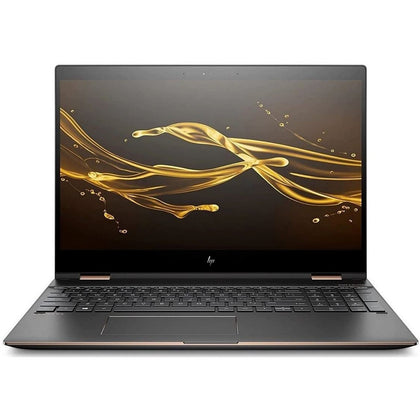 HP Spectre 15 X360 2 in 1 Laptop 15.6'' UHD IPS , Intel Core i7 i7-10750H 2.60GHz 12M Cache up to 5.00GHz, 16GB RAM, GTX 1650Ti 4GB GPU, 1TB SSD, Touchscreen, Windows 10, English Keyboard, Black NIGHT