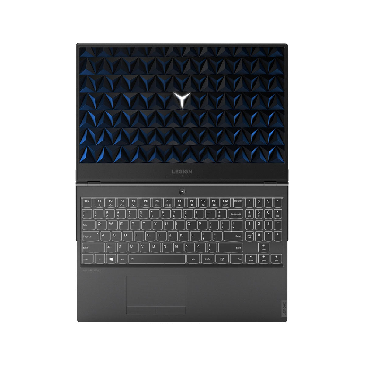 Lenovo Legion Y540 Gaming Laptop 15.6'' IPS FHD, Intel Core i7-9750H, GTX 1650 4GB GPU, 8GB RAM, 1TB HDD + 256GB SSD, Windows 10, English Backlit Keyboard, Raven Black, 1 Year Warranty