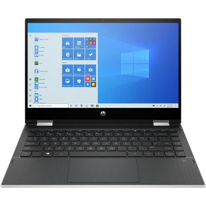 HP Pavilion X360 14m-dw0023dx 2 in 1 Laptop 14'' HD, Intel Core i3 i3-1005G1 1.2GHz to 3.4 GHz 4MB cache, 8GB RAM, Intel UHD GPU, 128GB SSD, Touchscreen, Windows 10, English Keyboard