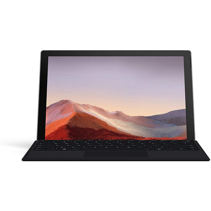 Microsoft Surface Pro 7 2 in 1 Laptop 12.3'' PixelSense , Intel Core i3 i3-1005G1 1.2GHz 4M Cache up to 3.40GHz, 4GB RAM, Intel UHD GPU, 128GB SSD, Touchscreen, Windows 10, English Keyboard, Silver