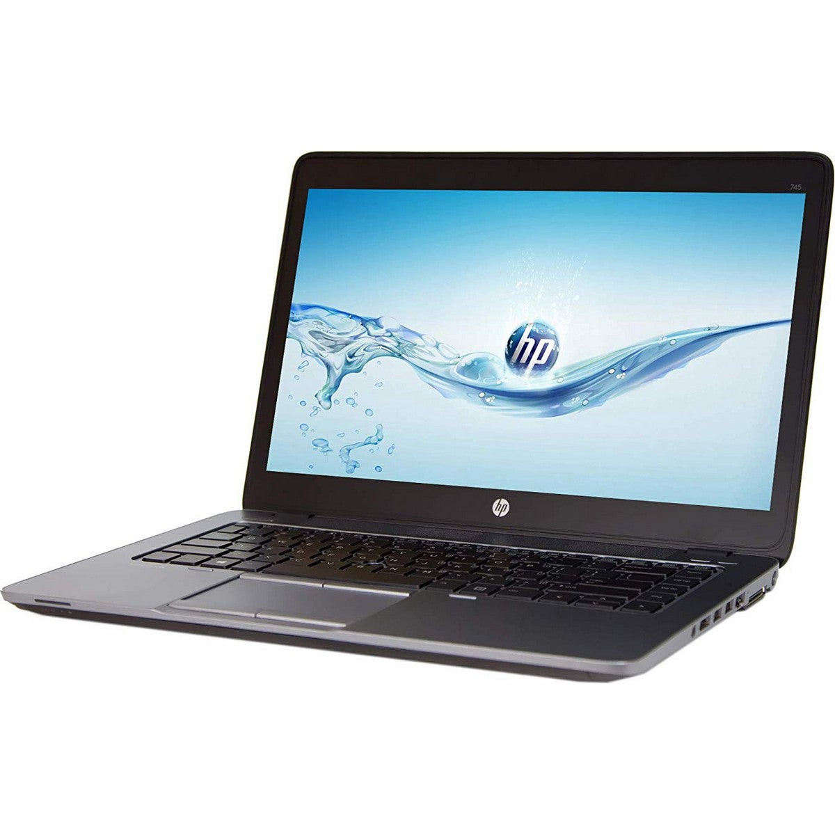Used HP 745G2 Laptop 14'' HD, Amd A-Series A10-7350B, 8GB RAM, AMD R7 1GB GPU, 500GB HDD, English Keyboard