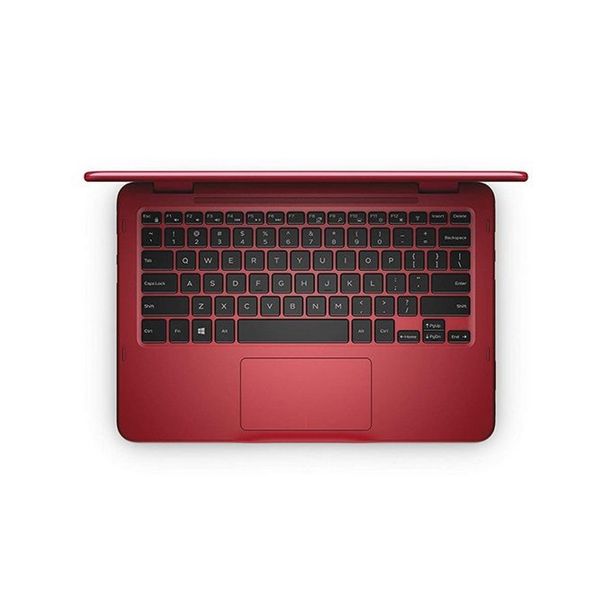 Dell Inspiron 11 3185 2 in 1 Laptop 11.6'' HD IPS , Amd A-Series A9-9420e 1.8 GHz, 4GB RAM, Radeon R5 GPU, 500GB HDD, Touchscreen, Windows 10, RED