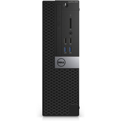 Used Dell OptiPlex 3040 Slim Desktop, Intel Core i5 i5-6500, 4GB RAM, 500GB HDD