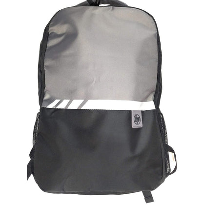 HP Essentials Polyester Black, Grey Laptop Backpack